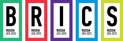 Russia's BRICS Presidency official banner