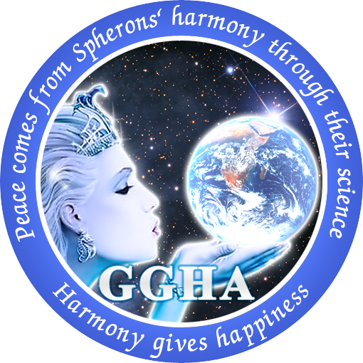 Global Harmony Association (GHA) Emblem