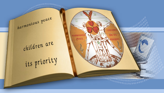 Peace from Harmony. Main Page